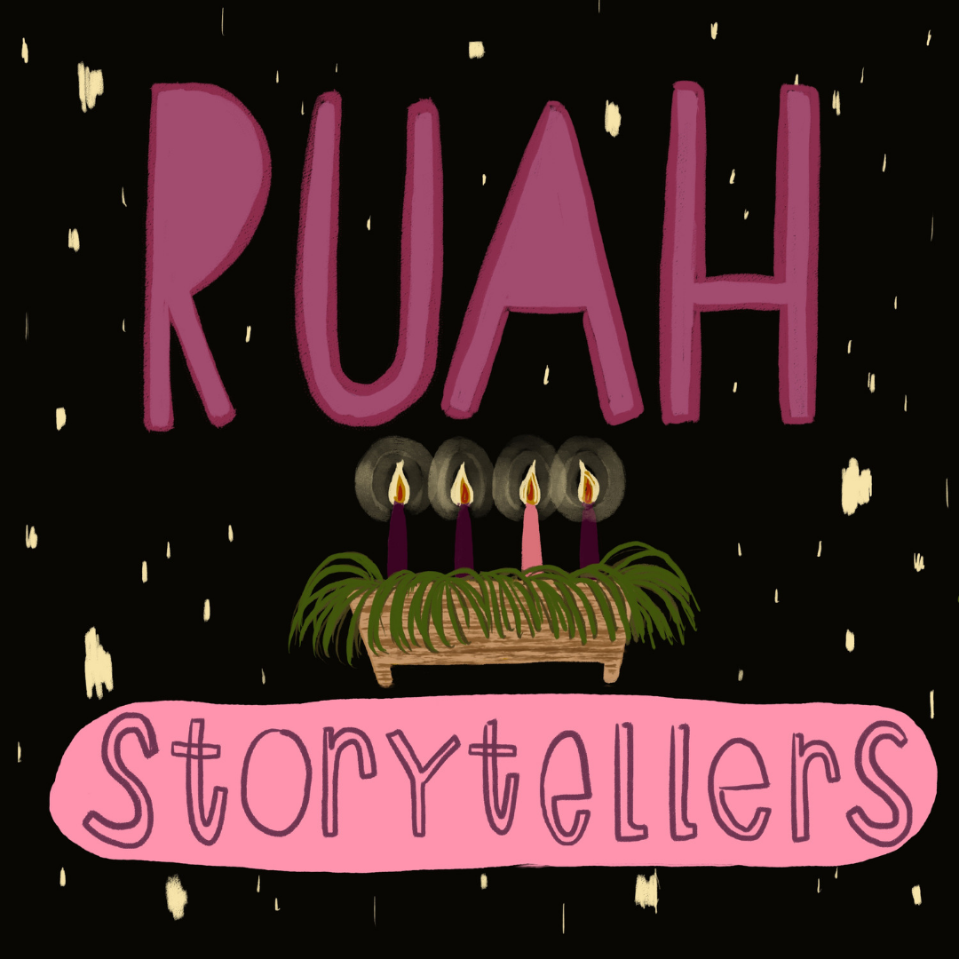 Ruah Advent logo